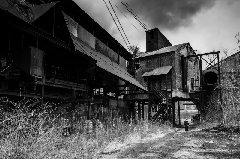Stroll Through Steel Mill History