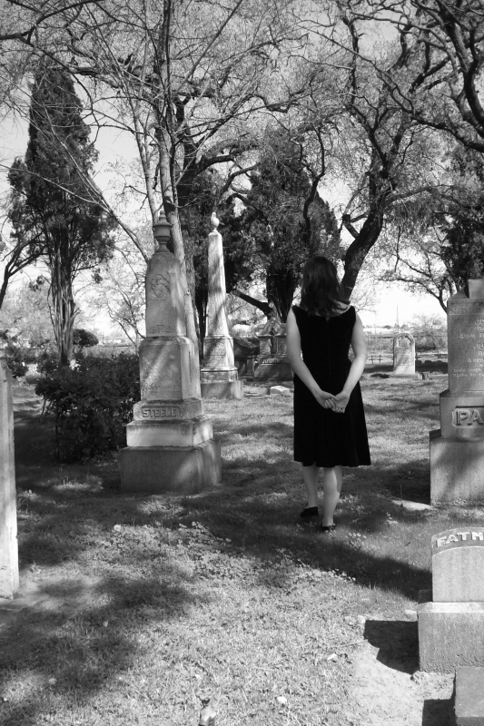 Stroll Through The Cemetary