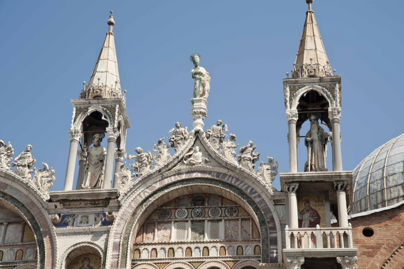 Structures Of Venice