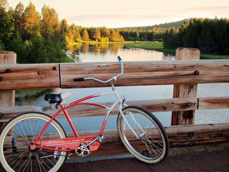 Sunriver Bike Ride