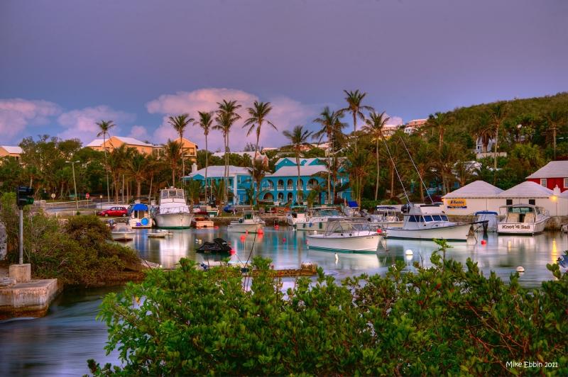 Sunset At Flatt'S Inlet – Bermuda 3