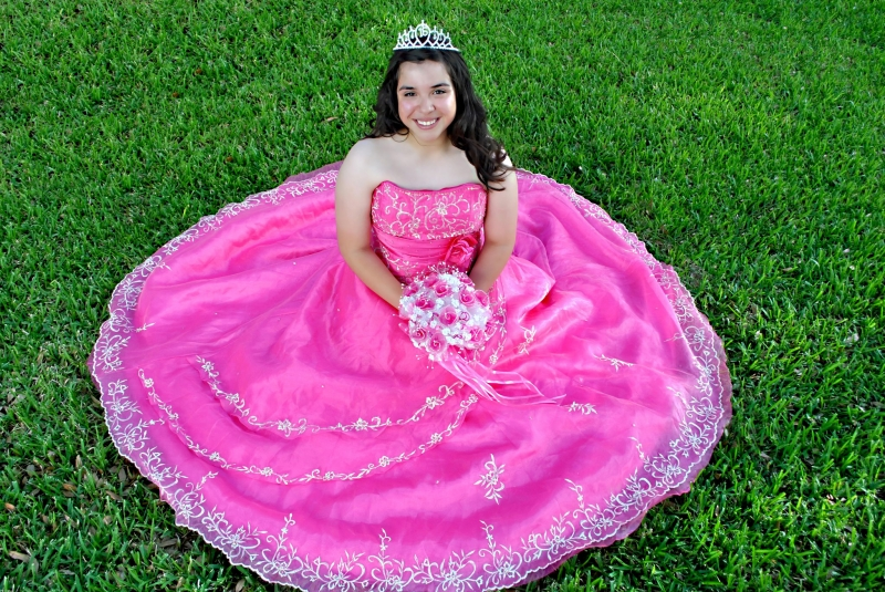 Sweet 16 Princess