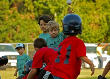 T Ball Game