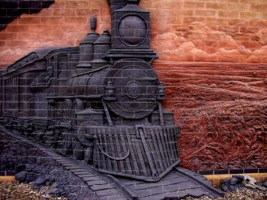 The Brick Train