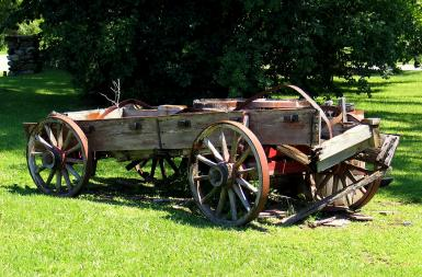 This Old Wagon