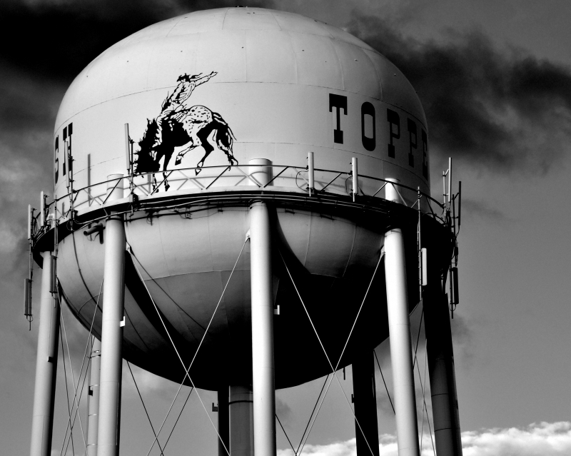 Toppenish Water Tower
