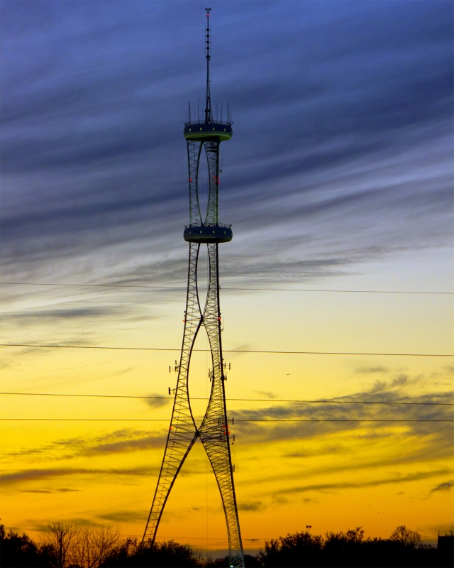 Tower Mesquite Texas