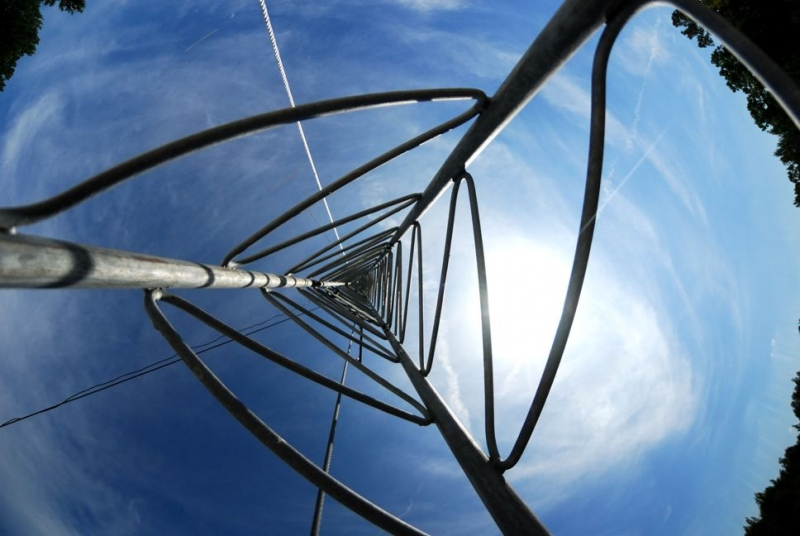 Trapped In A Radio Tower