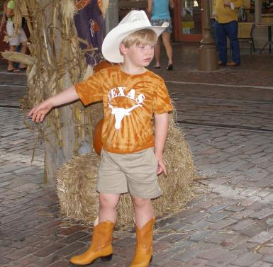 True Texas Longhorn Fan