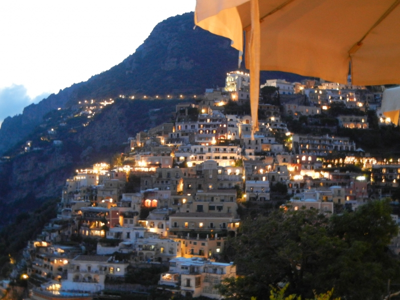 View Of The Hillside City