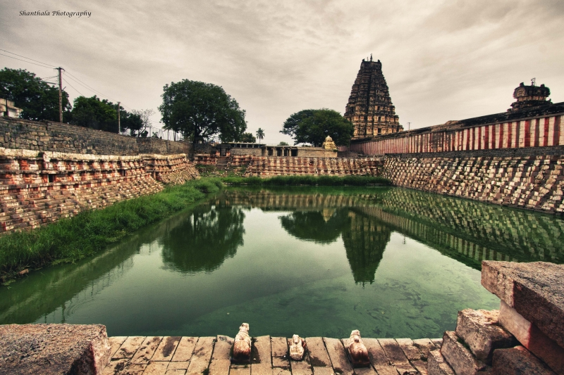 Virupaksha Temple Complex, Hampi, India