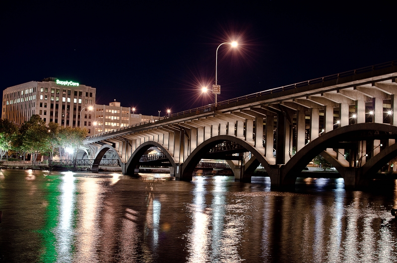 Water Street Bridge