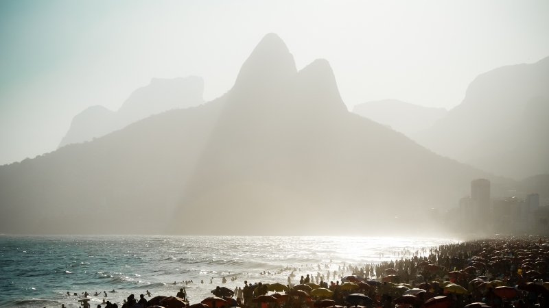 Where Is That Girl From Ipanema???