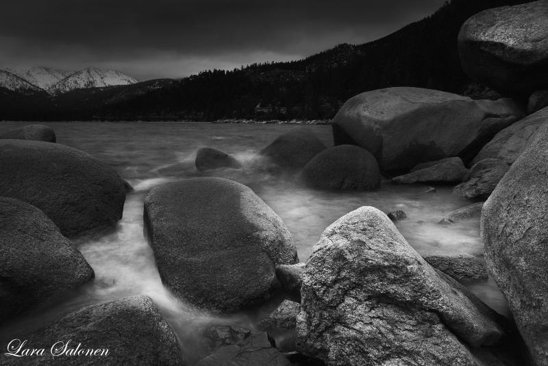 Winter Tide In Tahoe