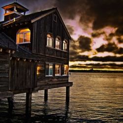 House On The Ocean