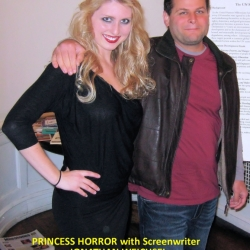 Princess Horror At The Terror Film Festival