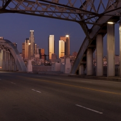 6th Street Bridge Sunrise