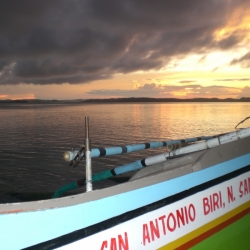 The Famous Banca Boat