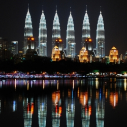 3 Pair Of Klcc