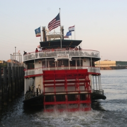 River Boat Natchez New Orleans