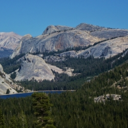 Alpine Sierra Lake