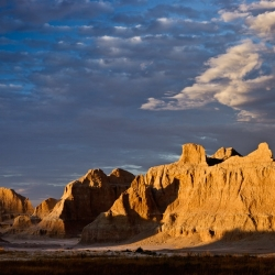 Clearing Storm - Badlands