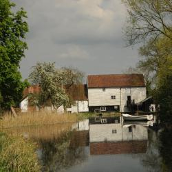 Pakenham Water Mill, Suffolk