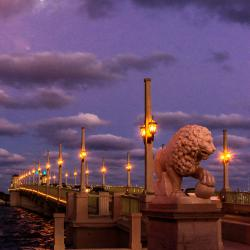 St. Augustine, Bridge Of Lions