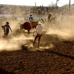 Mexican Rodeo, Toppenish, WA