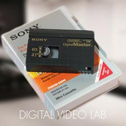 Minidv to DVD conversion