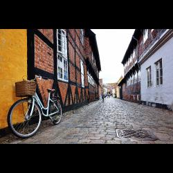 Feels like home. Ribe. Denmark