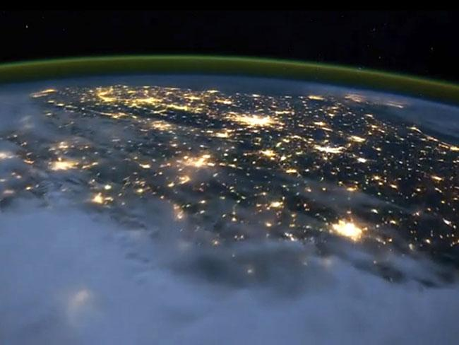 A Stunning Time Lapse Of Our Planet