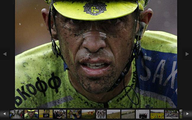 Photographs From Le Tour