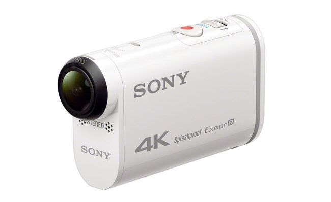 Sony Intros 4K Action Cam