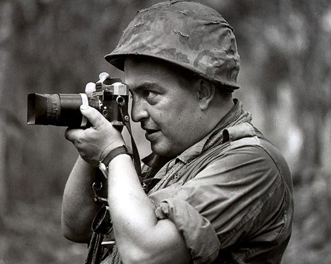 The Death Of A War Photographer