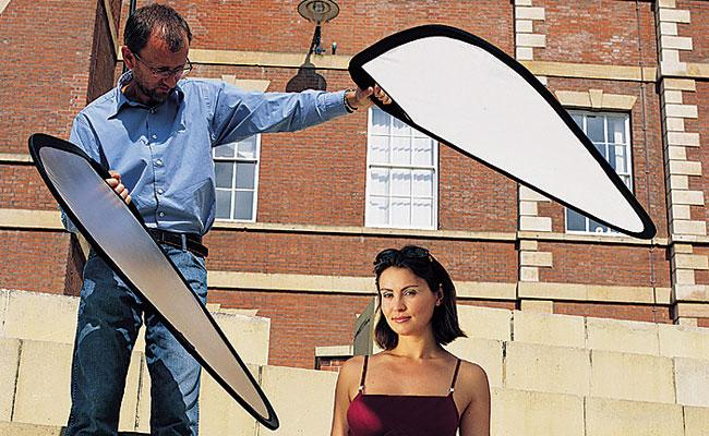 Tools For Lighting Outdoor Portraits