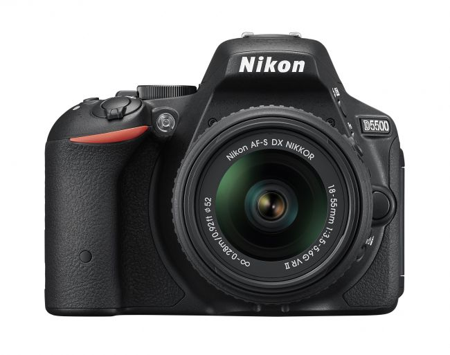 New Nikon D5500 And Lenses Announced