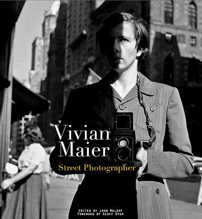 Vivian Maier Book Arrives