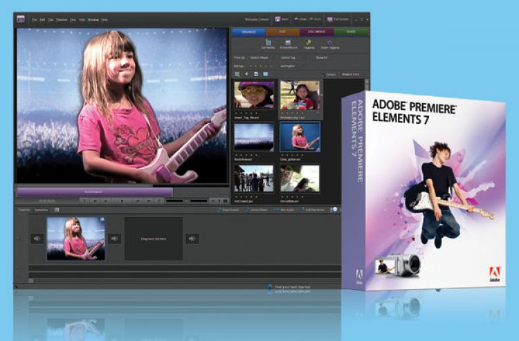 Video-Editing Software