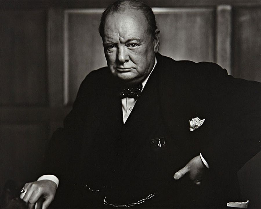 Yousuf Karsh's Masterful Portraits