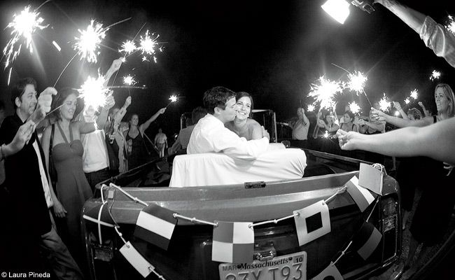 Creative Wedding Photos