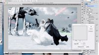 Amazing Photoshop Composite, Star Wars Style