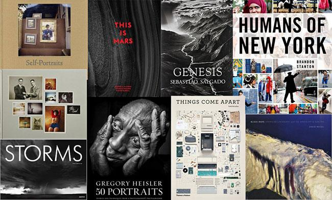 My Favorite Photo Books Of 2013
