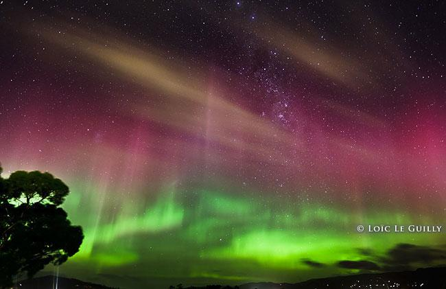 Photographing The Night Sky's Aurora Australis
