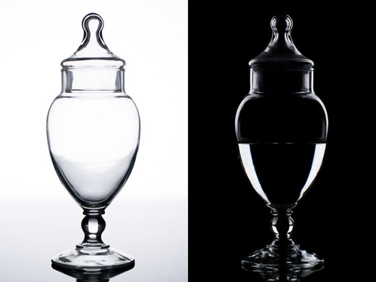 Photographing Clear Objects