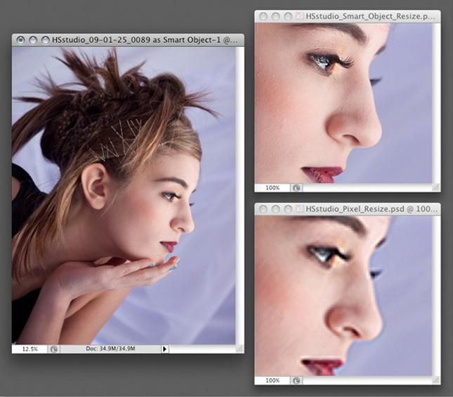 Preserving RAW options in Photoshop