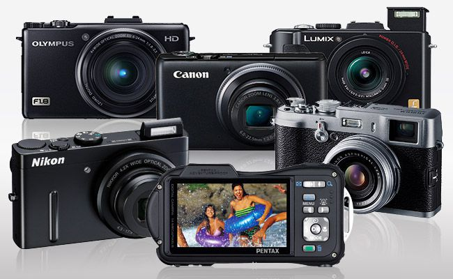High-Performance Compact Cameras