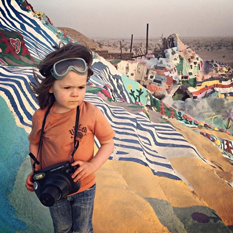 The World's Youngest Successful Photographer?