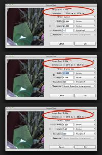 The Most Important Fact About Image Resolution