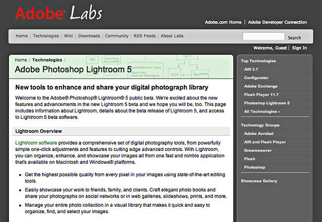 Learn The New Lightroom 5